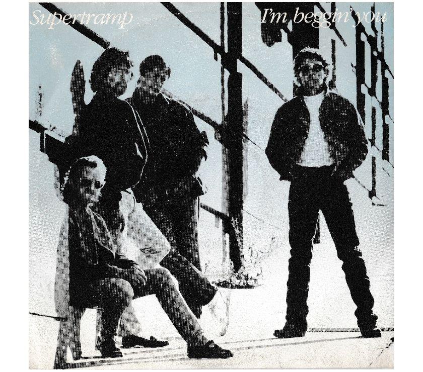 compact disc dvd e videogames Palermo e provincia Palermo - Foto di Vivastreet.it SUPERTRAMP - I'm Beggin You - 7' 45 giri 1987