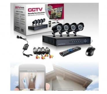 Foto di Vivastreet.it Kit di Videosorveglianza 4 Canali CCTV Telecamera infrarossi