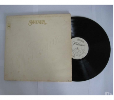 Foto di Vivastreet.it VINILE 33 GIRI DEL 1973 - SANTANA - WELCOME