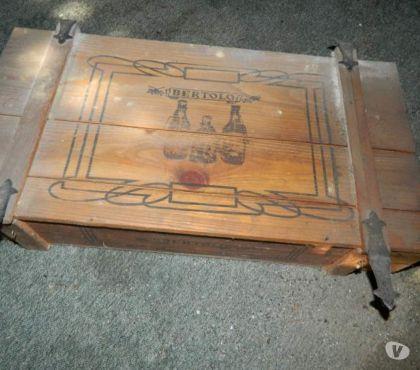 Foto di Vivastreet.it Bauli legno, Cassette legno, Scatole vintage