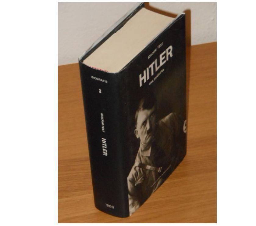 Foto di Vivastreet.it HITLER Una biografia, JOACHIM CLEMENS FEST, 2005.
