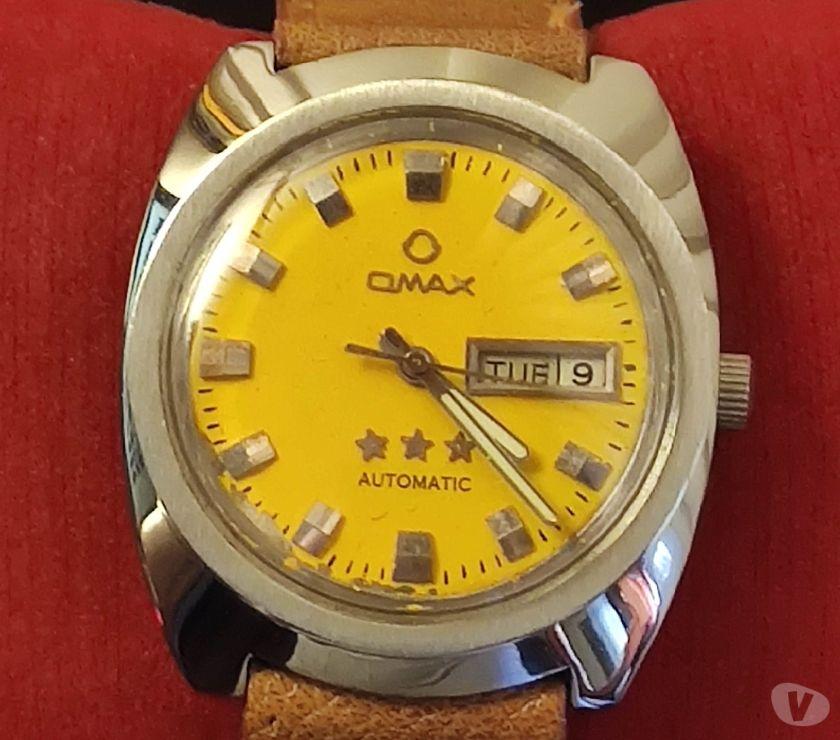 offerte gioielli e orologi Reggio nell'Emilia e provincia Correggio - Foto di Vivastreet.it Omax automatico vintage revisionato.