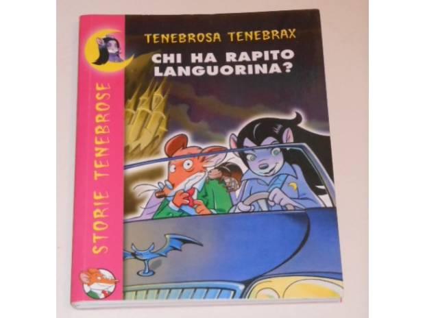 Foto di Vivastreet.it Chi ha rapito languorina, storie tenebrose n. 1, 2000.