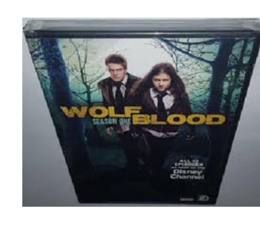 Foto di Vivastreet.it Dvd originali serie tv WOLFBLOOD - SANGUE DI LUPO 4 stagioni