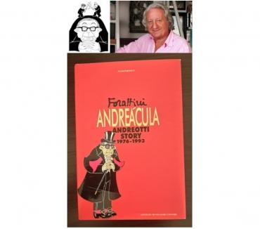 Foto di Vivastreet.it Giorgio Forattini, Andreácula ANDREOTTI STORY 1976-1993.
