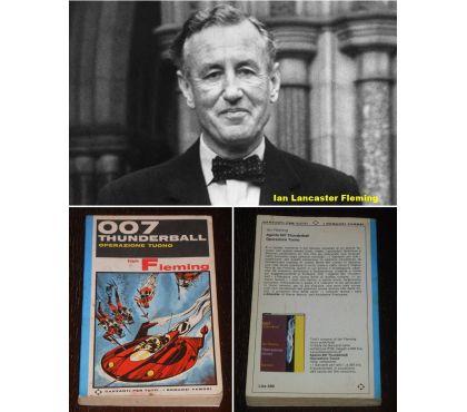 Foto di Vivastreet.it 007 THUNDERBALL OPERAZIONE TUONO,I. Fleming,1^ Ed. Garzanti