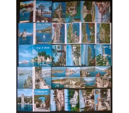 Foto di Vivastreet.it Laghi e Isole - lotto di 10 libretti 211 cartoline