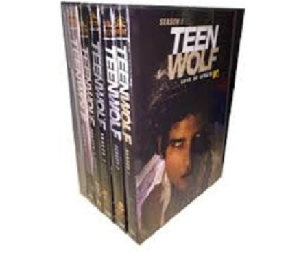 Foto di Vivastreet.it Dvd originali serie tv TEEN WOLF 6 stagioni