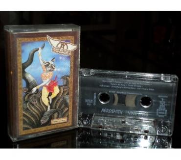 Foto di Vivastreet.it AEROSMITH - Nine Lives - Cassette,Tape,MC,K7 1997 Columbia
