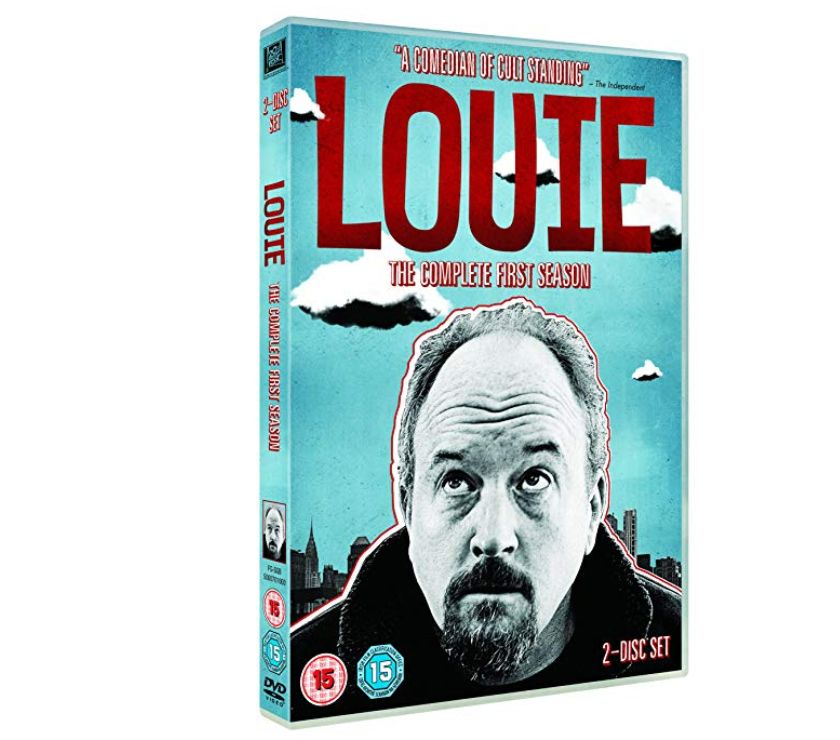 Foto di Vivastreet.it Dvd originali serie tv completa LOUIE 4 stagioni