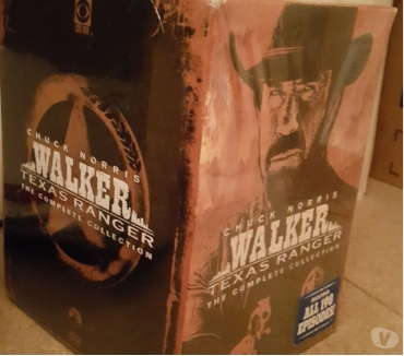 Foto di Vivastreet.it DVD ORIGINALI SERIE WALKER TEXAS RANGER completa 9 STAGIONI