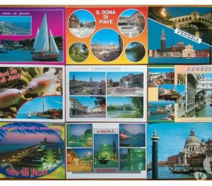 Foto di Vivastreet.it 128 cartoline di Venezia_Jesolo_S. Dona' di piave