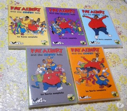 Foto di Vivastreet.it Albertone (Fat Albert) tutta la serie completa in dvd