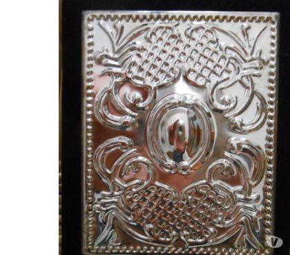 Foto di Vivastreet.it Rubrica telefonica con copertura in argento