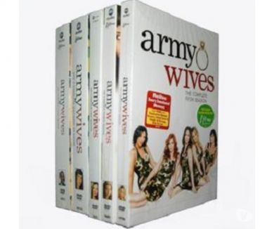 Foto di Vivastreet.it Dvd originali serie tv completa ARMY WIVES 7 stagioni