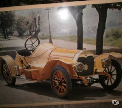 Foto di Vivastreet.it poster auto d'epoca pilain 1909
