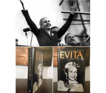 Foto di Vivastreet.it EVITA UN MITO DEL NOSTRO SECOLO, ALICIA DUJOVINE ORTIZ, 1996