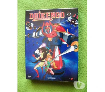 Foto di Vivastreet.it Daikengo il guardiano dello spazio box deluxe edition