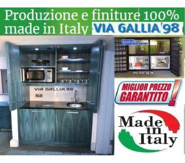Foto di Vivastreet.it Arredo b&b a roma-via gallia,98-Cucina monoblocco moGANO