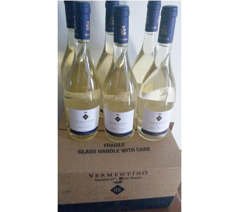 Foto di Vivastreet.it Vino Vermentino Bolgheri,DOC 2016 conf. 6 bottiglie