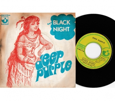 Foto di Vivastreet.it DEEP PURPLE - Black Night Speed King - '7 45 giri 1970