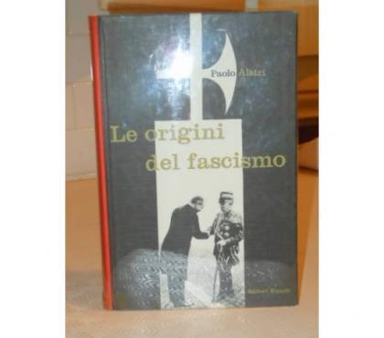 Foto di Vivastreet.it Le origini del fascismo, Paolo Alatri, Editori Riuniti 1962.