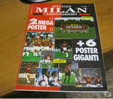 Foto di Vivastreet.it Rivista Speciale : Milan Campionissimo - 8 Posters