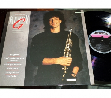 Foto di Vivastreet.it KENNY G - The Collection - LP 33 giri 1990 Arista