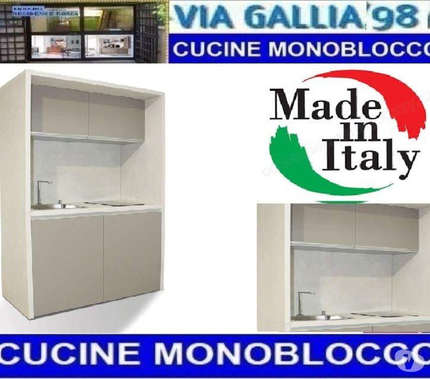Foto di Vivastreet.it Arredo b&b a roma-via gallia,98-Cucina monoblocco lise 125-c