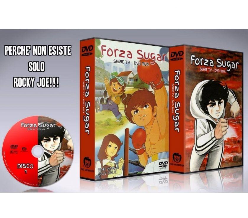 compact disc dvd e videogames Piacenza e provincia Piacenza - Foto di Vivastreet.it Forza Sugar serie completa in dvd