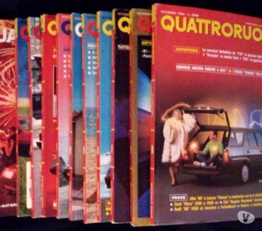 Foto di Vivastreet.it Quattroruote anno 1984.