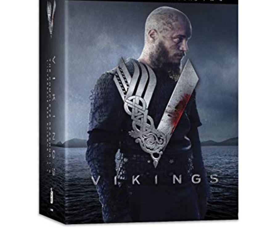 Foto di Vivastreet.it Dvd originali serie tv completa VIKINGS 4 stagioni