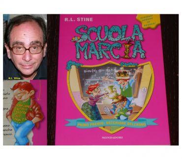 Foto di Vivastreet.it SCUOLA MARCIA 6, PRIMO PREMIO: SECCHIONE DELL'ANNO, 2007.