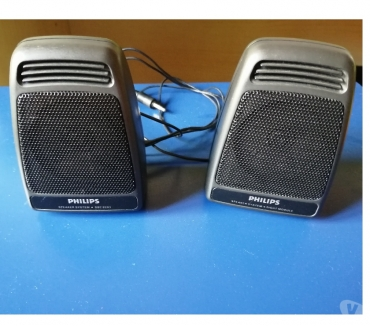 Foto di Vivastreet.it Mini Casse Audio Philips Vintage