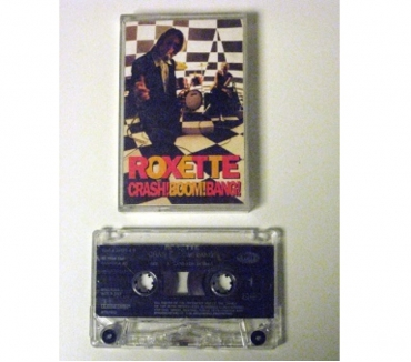Foto di Vivastreet.it Musicassetta originale del 1994-Roxette-crash!boom!bang!