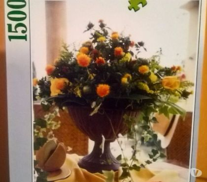 Foto di Vivastreet.it Puzzle Ravensburger 1500 pezzi Vaso di Fiori cod. 163465