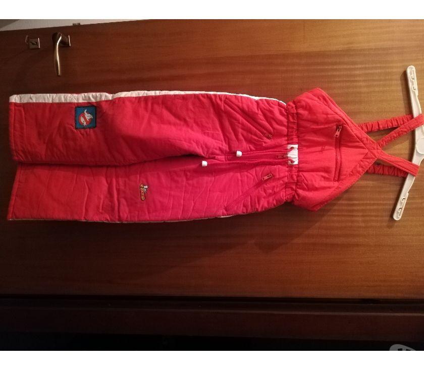 articoli per bambini e giocattoli Milano e provincia Milano - Foto di Vivastreet.it tuta pantalone salopette da sci bimbo tg 34, H cm 133