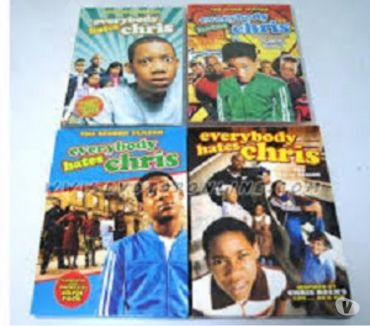 Foto di Vivastreet.it Dvd originali serie tv TUTTI ODIANO CHRIS 4 stagioni