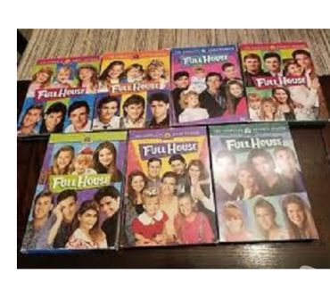 Foto di Vivastreet.it Dvd orig. serie tv FULL HOUSE - GLI AMICI DI PAPà 8 stagioni