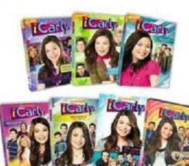 Foto di Vivastreet.it Dvd originali serie tv completa ICARLY 7 stagioni