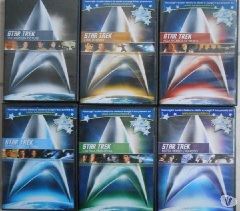 Foto di Vivastreet.it Star Trek in DVD