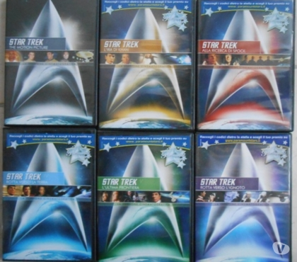 Foto di Vivastreet.it Star Trek in DVD