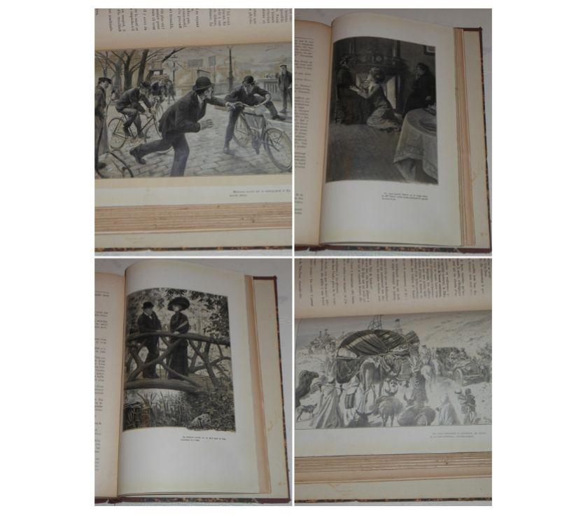 Foto di Vivastreet.it La Gardienne DE L'INDOLE NOIRE, MAURICE MAINDRON, Edité 1910