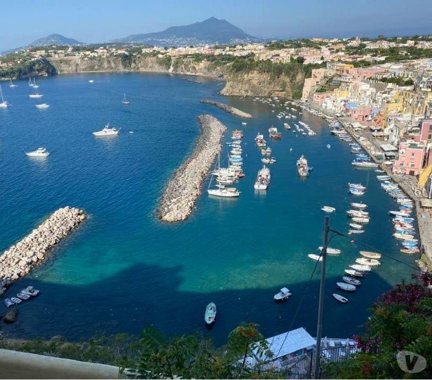 occasioni barche Napoli e provincia Bacoli - Foto di Vivastreet.it barca open prendisole privato usato