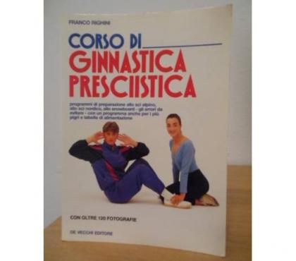 Foto di Vivastreet.it Corso di ginnastica presciistica, Ed. De Vecchi 1995