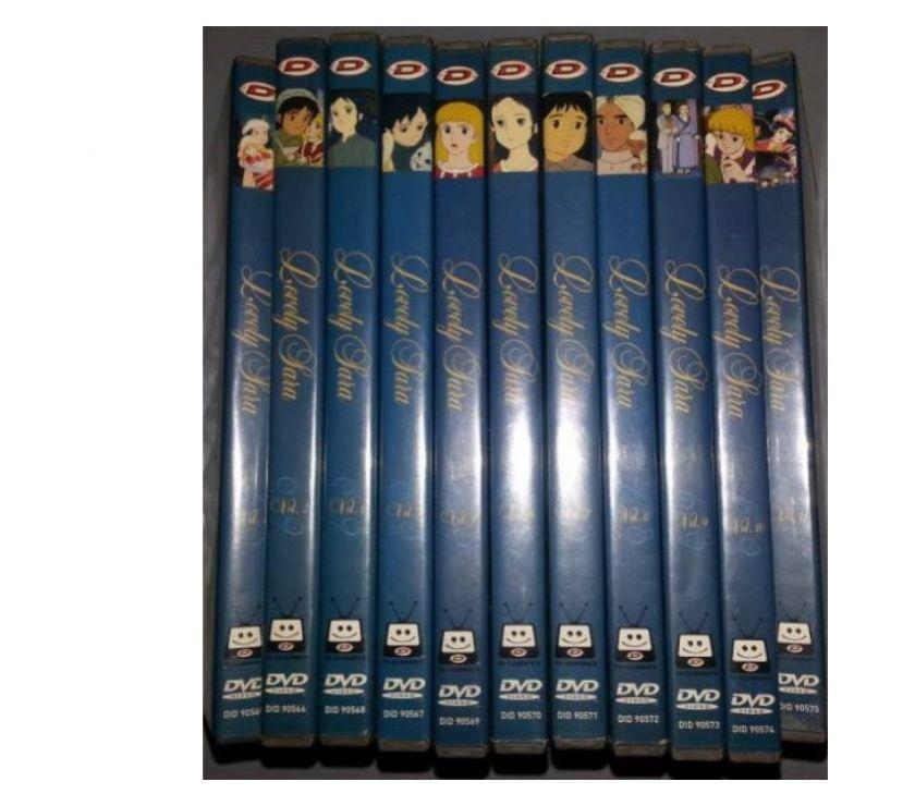 compact disc dvd e videogames Bologna e provincia Bologna - Foto di Vivastreet.it Lovely Sara tutti i dvd originali della serie animata