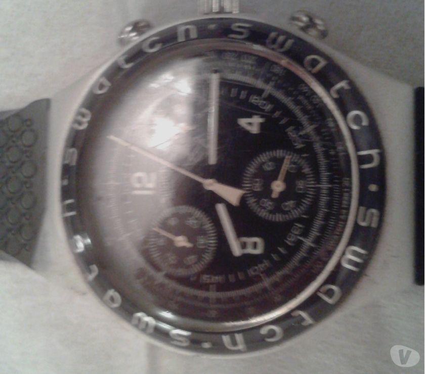 offerte gioielli e orologi Rimini e provincia Rimini - Foto di Vivastreet.it OROLOGIO SWATCH IRONY NIGHT FLIGHT