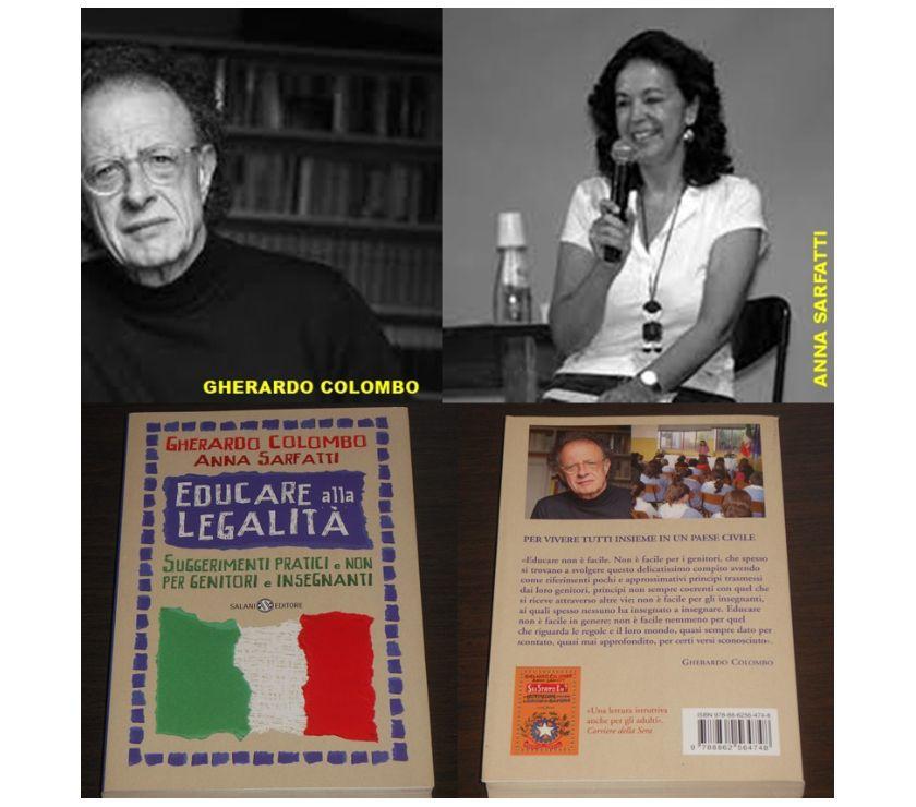 Foto di Vivastreet.it EDUCARE alla LEGALITA', G. COLOMBO e A. SARFATTI,SALANI 2011