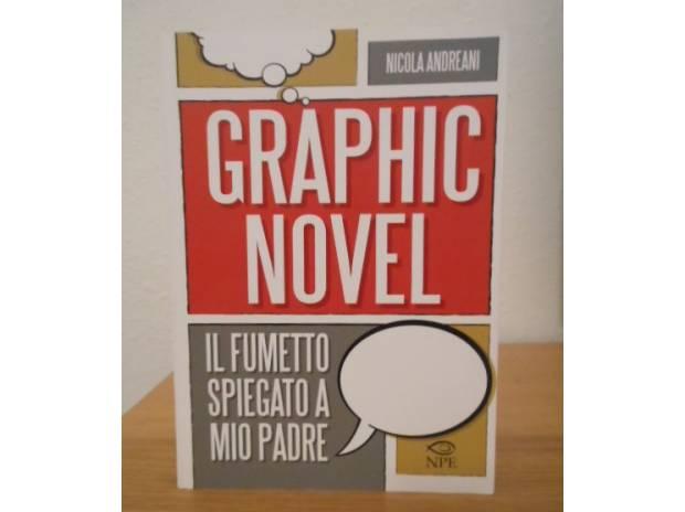 Foto di Vivastreet.it Il fumetto spiegato a mio padre, Graphic Novel, 2014.