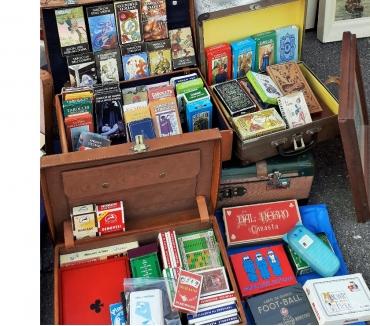 Foto di Vivastreet.it Dispersione collezione di n° 150 mazzi carte e tarot